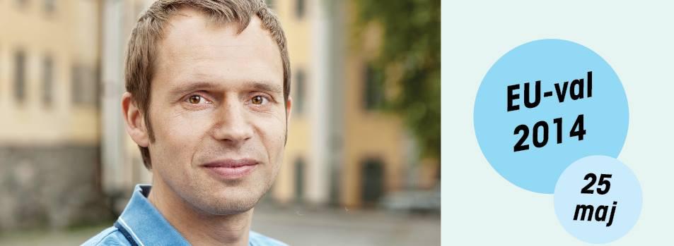 Jens Holm EU-politik
